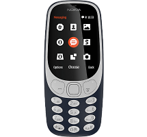Телефон Nokia 3310 Dark Blue